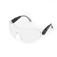 4952247 Monoart Protective Glasses Spheric, Clear, 261050