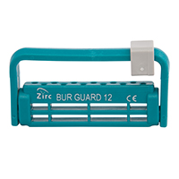 9536847 Bur Guards 12-Hole, Teal, 50Z406J
