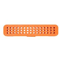 9538847 Compact Steri-Container Vibrant Orange, Container, 50Z905Q