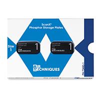 8270657 Intraoral Phosphor Sensors Size 1, 2/Pkg., 73445-1