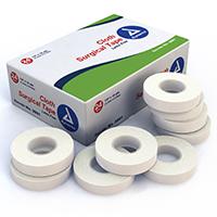"3171067 Surgical Tape Cloth, 1/2"" x 10 yd., 24/Pkg., 3561"