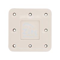 9900667 Magnetic Bur Blocks 8-Hole, Beige, 50Z400G