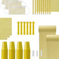 4952277 Monoart 8 Product Kit Yellow Product Kit, 290222