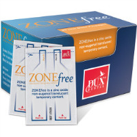 9558477 ZONEfree Translucent Unit Dose, 25/Box, 27029