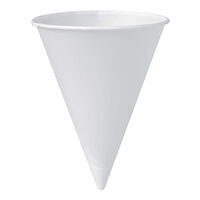 3411087 Evacuation Cup Liners Evacuation Paper Cups, 200/Pkg., SOLO6R