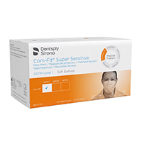 9515087 Com-Fit Super Sensitive Masks Earloop, White, 50/Box, 20346