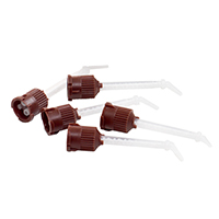 9068687 TempoSIL 2 Mixing Tips, Brown, 40/Pkg, 6749