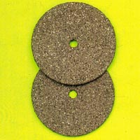 "9511197 Joe Dandy Type Discs 3/4"", 100/Box, 1300200"