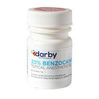 9502997 20% Benzocaine Gel Strawberry, 1 oz.