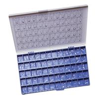 9503008 Transparent Crown Forms A5, RLATXL, 5/Pkg.