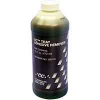 9538008 Tray Adhesive Remover Tray Adhesive Remover, 16 oz, Bottle, 250116