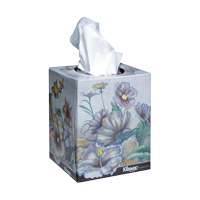 3413108 Kleenex Facial Tissues Boutique Floral Box, 36/Case, 21269
