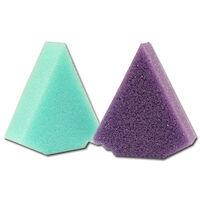 9515408 Endo Aid Kit Foam Refill, 25 Lavender/25 Teal, 50/Pkg.