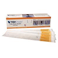 9907708 TIDIShield X-Ray Sensor Sheaths Size 2, 500/Box, 20825
