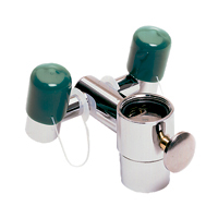 9539708 Faucet-Mounted Eye Wash Unit Eye Wash without Control Valve, EW2-FM