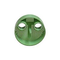 9536808 Dispos-A-Screen Green, 25/Pkg., 51Z123S