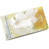 3051118 Reflection White Nitrile PF Gloves Medium, 100/Box, 43309