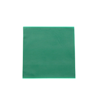 "9508118 Latex Rubber Dam 5"" x 5"", Heavy, Green, 52/Box"