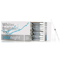 4473218 Pola Night Bulk, Carbamide Peroxide, 22%, 1.3 g, 50/Box, 7700029