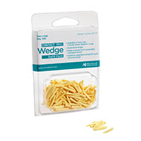 9533418 ContactPro Wood Wedge, Large, Refill, 300/Pkg., 291749