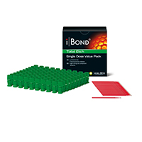 8497418 iBOND Total Etch Single Dose Value Pack, 0.15 ml, 100/Box, 66039870