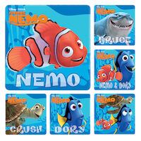 3313228 Disney Stickers Finding Nemo, 100/Roll, PS273