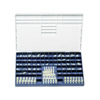 9518528 Polycarbonate Crowns 13, 5/Box