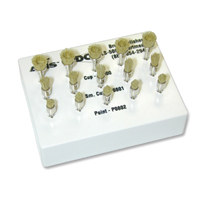9593928 PDQ  Composite Polishing Brush Brush Assortment Set, LS-508