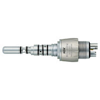 9543138 NSK Couplers KCL-LED, KaVo MULTIflex LUX 6-Pin (LED), Optic, P1005600
