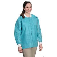 9510638 Extra Safe Jackets Medium, Teal, 10/Pkg, 3630TEM