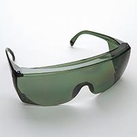 9902738 Eyesavers Green Frame, Green Lens, 18S