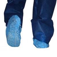 6600838 Surgical Shoe Covers Surgical Shoe Covers,100/Bag,Blue,350-10