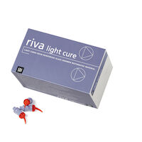 4473148 Riva Light Cure A3.5, Capsule, 50/Box, 8700004