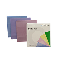 "8441748 Hygenic Fiesta Dental Dam 6"" x 6"", Medium, Fiesta, 360/Box, H07317"