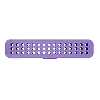 9538848 Compact Steri-Container Vibrant Purple, Container, 50Z905R
