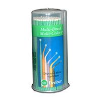 3992058 Multi-Brush Multi-Colors Green, Economy, 600/Pkg, 929601