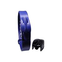 9342268 CordEze Autoclavable Wristband 7 mm, Midnight Blue, CE7MBLU