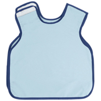 8852088 Child Soothe-Guard Air Lead-Free Aprons Pano-Dual, Dove Gray, 8610055