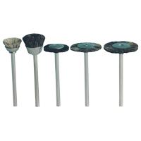 8100188 Brushes #9, Standard Stiff, 12/Pkg., 06011