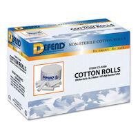 2211588 Defend Cotton Rolls #2, Medium, 2000/Box, CS-0200