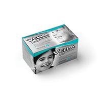 9550988 Vella Fluoride Varnish Melon, 0.5 ml, 35/Box, 770073