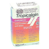 9850988 Tropicalgin Fast Set, Mango, 1 lb., Bag, C302240