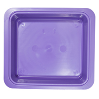 9538698 Procedure Tubs Vibrant Purple, 20Z463R