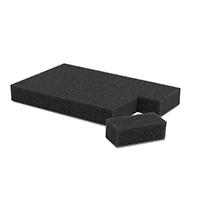 9519798 Steri-Endo Guard Gray, Foam Inserts, 48/Pkg., 50Z451