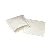 "9907709 Headrest Covers All-Poly, 13"" x 10"", Clear, 500/Pkg, 919622"