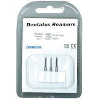 9519709 Dentatus Post Reamers S2, Short, 28 mm, 3/Pkg., RUA-2