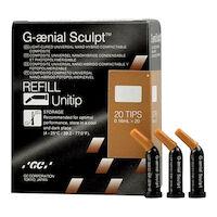 8196019 G-aenial Sculpt A1, 0.16 ml, Unitip, 20/Box, 009169