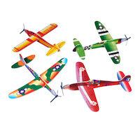 "3310119 WWII Gliders Gliders, 8"", 48/Pkg."