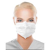 5250119 ASTM Level 3 Earloop Mask ASTM Level 3 Earloop Mask ,50/Box,White,ULM-6382