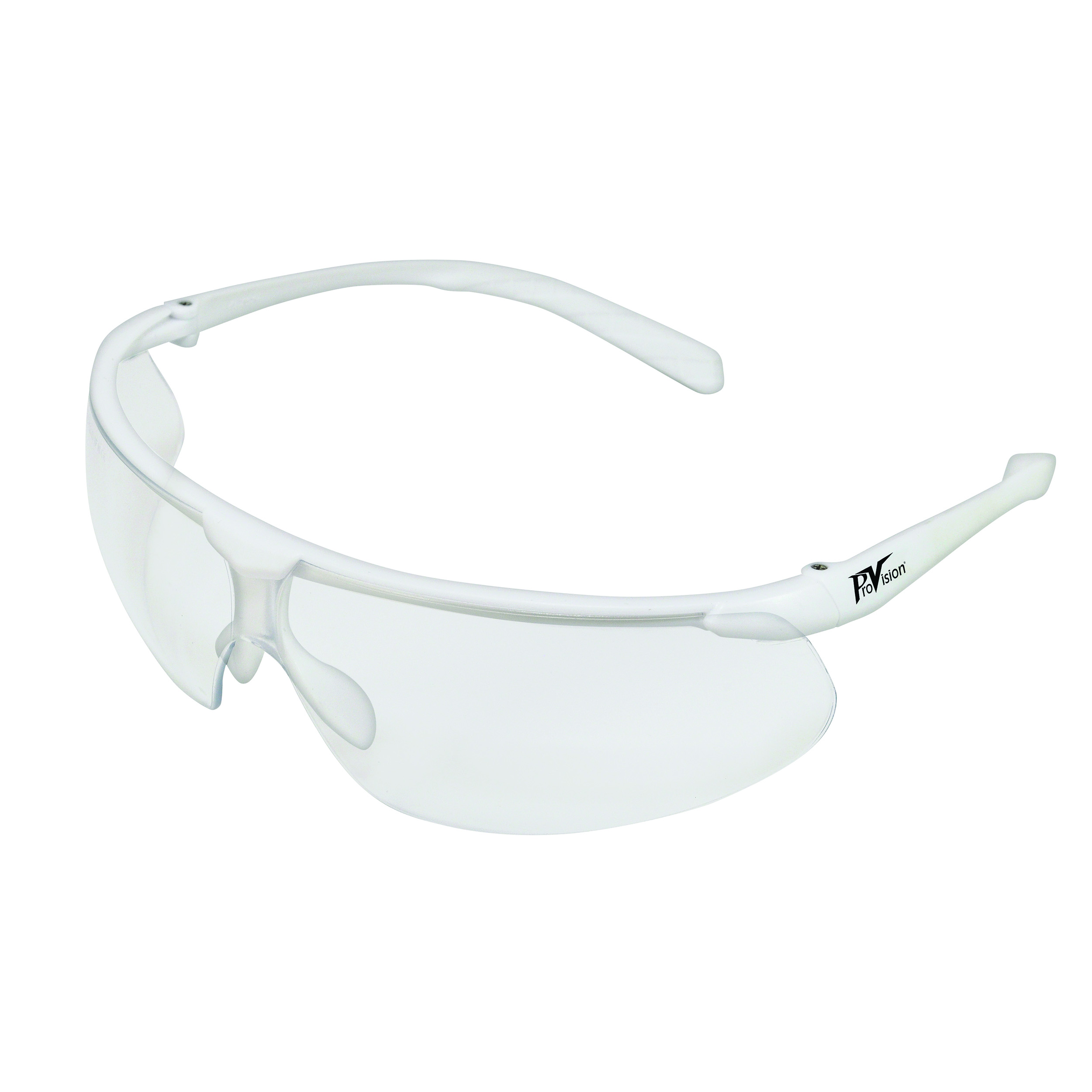 9200119 ProVision Element  Eyewear Clear Frame, Clear Lens, 3606C